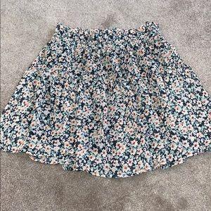 B Jewel mini skirt